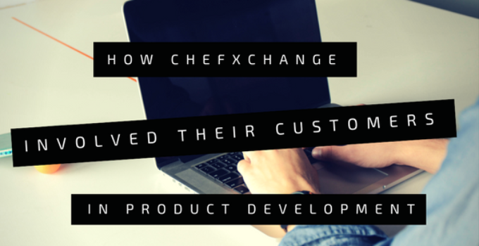 Involve customers in new product development