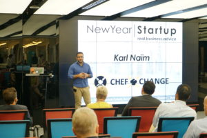 New Year Start Up Talk in Dubai