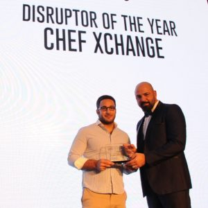 ChefXChange Disruptor of the Year
