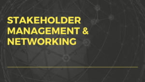 stakeholder & networking